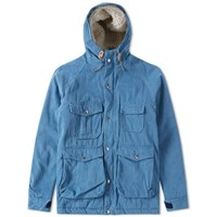 Battenwear Northfield Parka Blue
