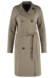 Marc O'polo Trenchcoat Dry Sage Oliv