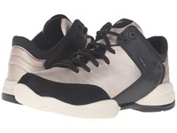 Geox Wsfinge3 Champagne Black Women's Shoes