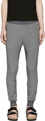 Undecorated Man Heather Grey French Terry Sweatpants