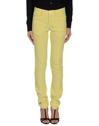 Rag And Bone Rag And Bone Trousers Casual Trousers Women Yellow