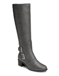 Aerosoles Ever After Knee High Boots Grey