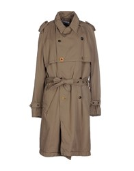 Kolor Coats And Jackets Coats Women Khaki