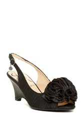 J. Renee Kindly Slingback Pump Wide Width Available Black