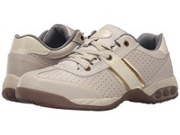 Therafit Euro Oxford Low Sand Women's Lace Up Casual Shoes Beige