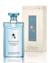 Bulgari Bvlgari Eau Parfumee Au The Bleu Shampoo And Shower Gel 6.8 Oz.