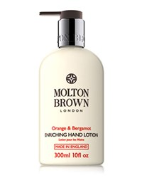 Orange And Bergamont Hand Lotion 10Oz. Molton Brown