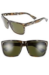 Electric Eyewear Women's Electric 'Knoxville Xl' 61Mm Sunglasses Vintage Tortoise Grey