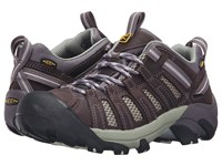 Keen Voyageur Shark Desert Sage Women's Shoes Brown