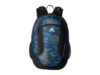 Adidas Excel Ii Backpack Prime Camo Bold Blue Black Grey Backpack Bags