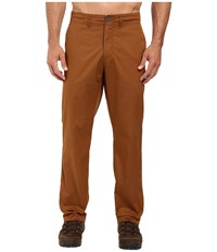 Exofficio Bugsaway Covertical 32 Pants Toffee Men's Clothing Brown