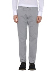 Italia Independent Casual Pants Light Grey