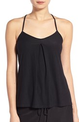 Women's In Bloom By Jonquil Lace Racerback Camisole