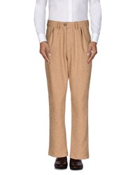 Uniforms For The Dedicated Trousers Casual Trousers Men Camel