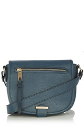 Oasis Sienna Saddle Bag Green