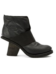 Guidi Ankle Boots Black