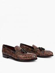 Paul Smith Floral Simmons Tasselled Loafers