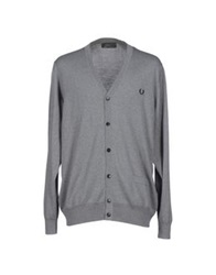 Fred Perry Cardigans Dark Blue