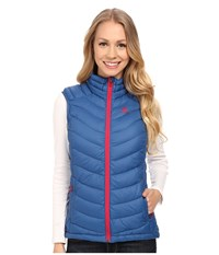 Salomon Halo Down Vest Dolomite Blue Women's Vest