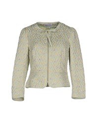 Red Valentino Redvalentino Suits And Jackets Blazers Women Light Green