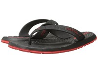 Speedo Exsqueeze Me Flip Black Red Men's Sandals