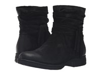 Born Cross Black Distressed Women's Boots