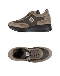 Ruco Line Low Tops And Trainers Dove Grey