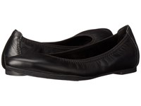 Born Rozalee Black Full Grain Leather Women's Flat Shoes