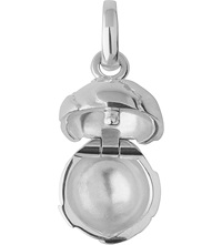 Links Of London Globe Travelling Memories Sterling Silver Locket Charm