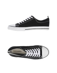 Daniele Alessandrini Footwear Low Tops And Trainers Men Black