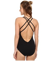 Carve Designs Beacon Full Piece Black 1 Women's Swimsuits One Piece