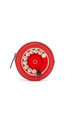 Yazbukey Phone Dial Coin Case Red