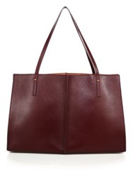 Maiyet Sia Leather Shopper