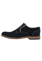 S.Oliver Casual Laceups Navy Blue