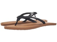 Volcom Tour Sandal Black Women's Sandals
