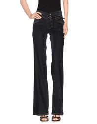 Liu Jo Jeans Denim Denim Trousers Women Blue