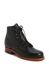 Women's Wolverine '1000 Mile' Leather Boot Black