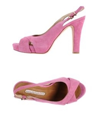 Manufacture D'essai Sandals Light Purple