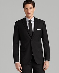 Theory Wellar New Tailor Sport Coat Slim Fit Dark Charcoal
