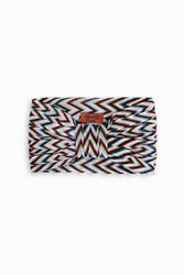 Missoni Women S Zigzag Front Knot Headband Boutique1 Black