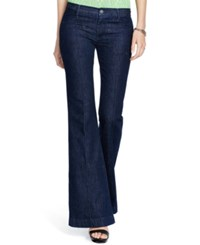 Polo Ralph Lauren High Rise Flared Jeans