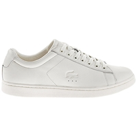 Lacoste Carnaby Evo Leather Trainers Off White