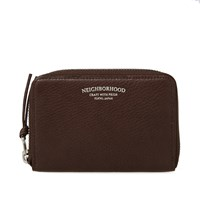 Neighborhood X Porter Wallet Brown