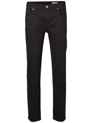 Selected Homme Mario Jeans Black