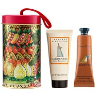 Crabtree And Evelyn Gardeners Ornament Tin Set