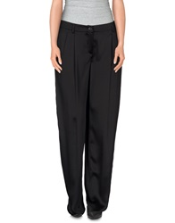 Basso And Brooke Casual Pants Black