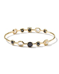 Ippolita 18K Rock Candy Multi Gemstone Bangle In Piazza Di Spagna Gold