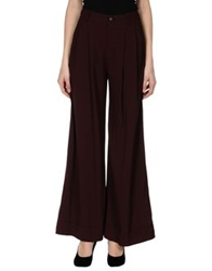 Semi Couture Casual Pants Cocoa