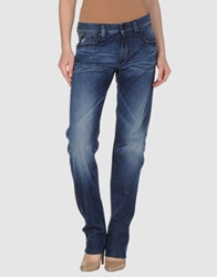 Cellar Door Denim Pants Blue