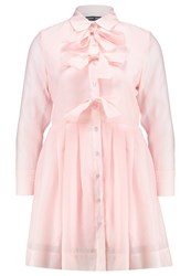 Sister Jane Cloud Summer Dress Pink Nude